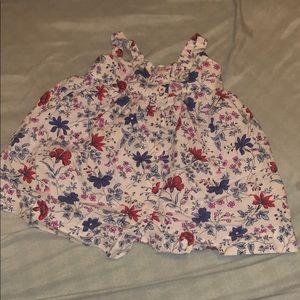 Beautiful summer dress for girls